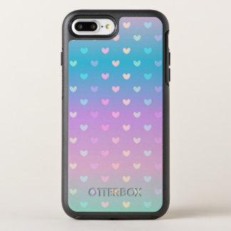 Hearts OtterBox Symmetry iPhone 8 Plus/7 Plus Case