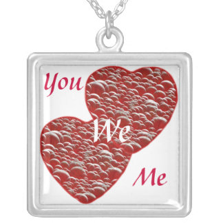 Hearts Overflowing with Love Necklaces