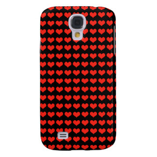 Hearts pern protection galaxy s4 case