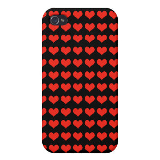 Hearts pern protection iPhone 4 covers