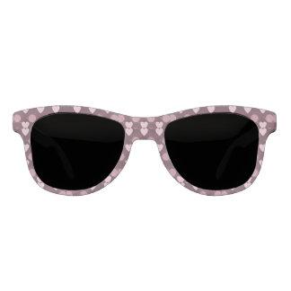 Hearts & Pinwheels: Blush Sunglasses