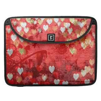 Hearts Sleeve For MacBook Pro
