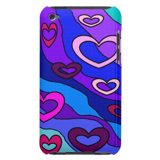 Hearts Speck Case for The IPod Touch iPod Touch Case-Mate Case