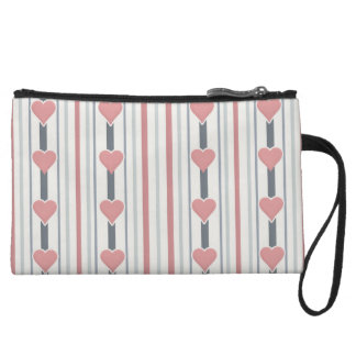 Hearts & Stripes custom accessories bag