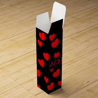 Hearts Wine Gift Box