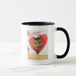Heartthrob Cat Mug