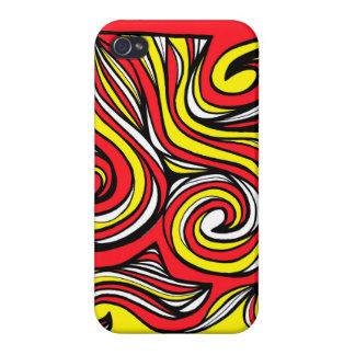 Hearty Powerful Flourishing Sympathetic iPhone 4/4S Cases
