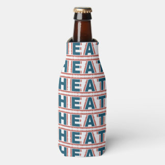HEAT custom monogram bottle cooler