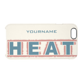 HEAT custom monogram cases