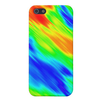 heat effect iPhone 5/5S cover