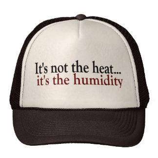 Heat Humidity Trucker Hats