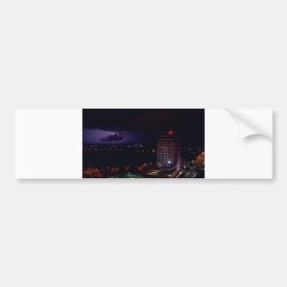 Heat Lightning Bumper Sticker