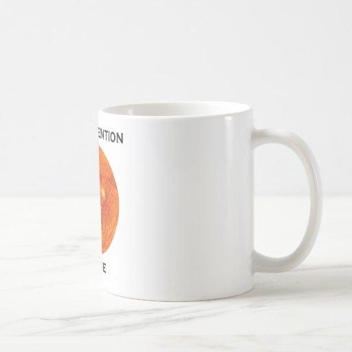 Heat Retention Inside (Sun) Mug