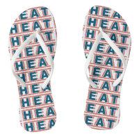 HEAT sandals