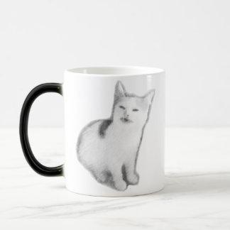 Heat Sensitive Banana Cat Mug