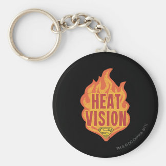 Heat Vision Key Ring