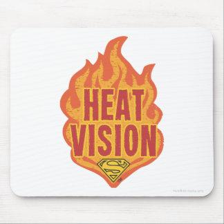 Heat Vision Mouse Mat