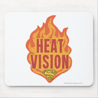 Heat Vision Mouse Pad