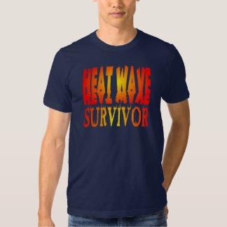 Heat Wave Survivor Shirt