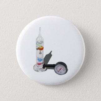 HeatAndPressure030811 6 Cm Round Badge