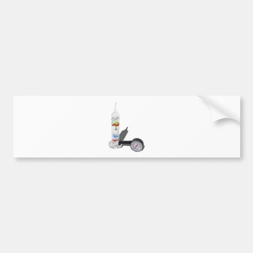 HeatAndPressure030811 Car Bumper Sticker