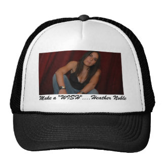 Heather Noble Hat