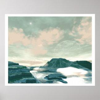 Heaven and Earth 3 Print