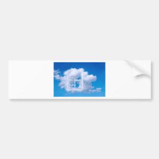 Heaven Bumper Sticker