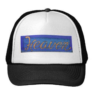 Heaven Mesh Hats