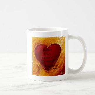 Heaven Holds Mug