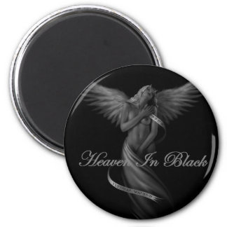 Heaven In Black magnet