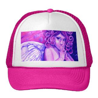 Heaven in my Hands Pink Angel Cap