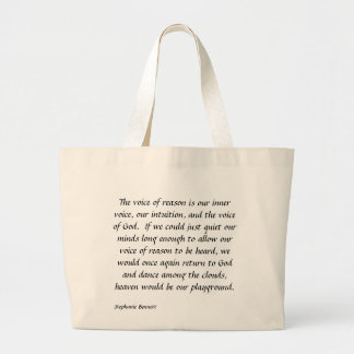 heaven is our playground tote bags