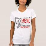 Heaven Needed a Hero Brain Cancer Mummy