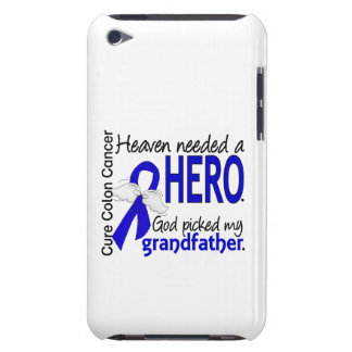 Heaven Needed a Hero Colon Cancer Grandfather Case-Mate iPod Touch Case