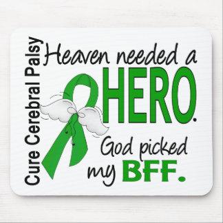 Heaven Needed a Hero CP BFF Mousepad