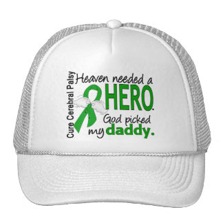 Heaven Needed a Hero CP Daddy Mesh Hat