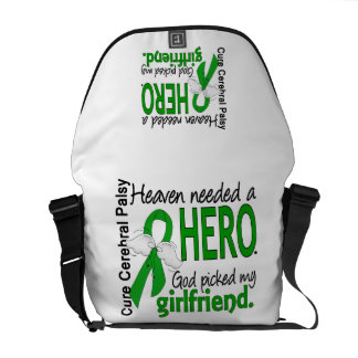 Heaven Needed a Hero CP Girlfriend Courier Bag