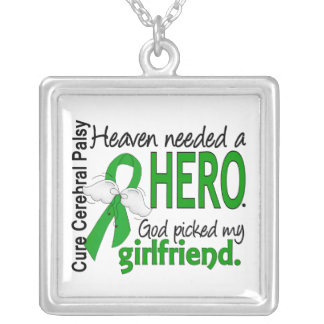 Heaven Needed a Hero CP Girlfriend Necklaces