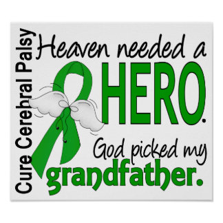 Heaven Needed a Hero CP Grandfather Posters