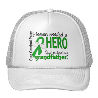 Heaven Needed a Hero CP Grandfather Trucker Hat