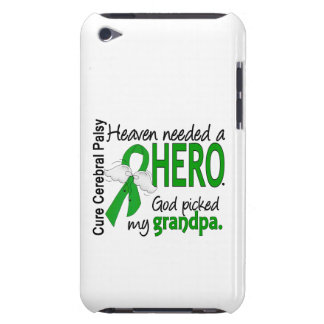Heaven Needed a Hero CP Grandpa iPod Touch Case-Mate Case