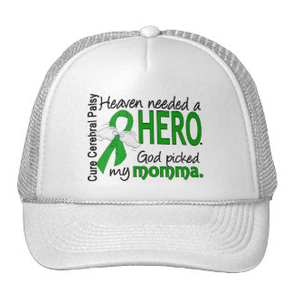 Heaven Needed a Hero CP Momma Trucker Hats