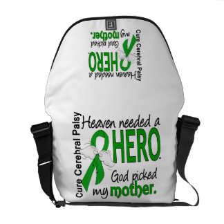 Heaven Needed a Hero CP Mother Courier Bag