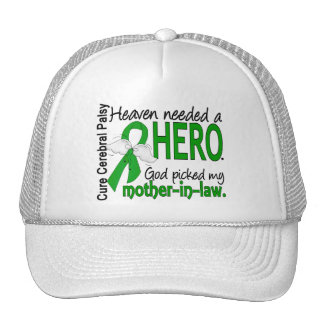 Heaven Needed a Hero CP Mother-In-Law Hat