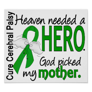 Heaven Needed a Hero CP Mother Poster