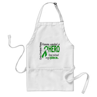 Heaven Needed a Hero CP Niece Aprons