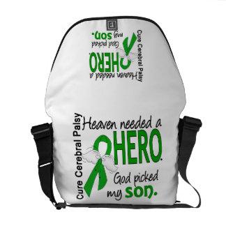 Heaven Needed a Hero CP Son Courier Bag