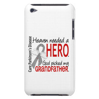 Heaven Needed a Hero Grandfather Parkinson's iPod Touch Case-Mate Case