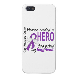Heaven Needed Hero Boyfriend Pancreatic Cancer Covers For iPhone 5